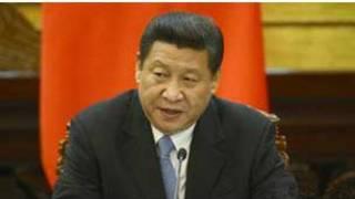 习近平在主持召开的国安会第一次会议