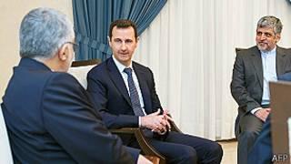 Prezida Bashar al Assad