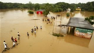 بہار سیلاب (فائل فوٹو)