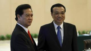 Hai thủ tướng gặp nhau ngày 3/9 ở Nam Ninh