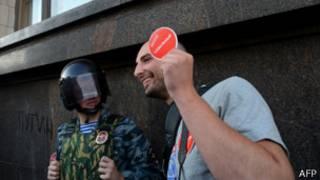Стикер Навального