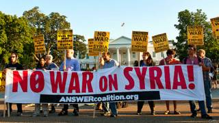 अमरीका, सीरिया, प्रस्ताव, मसौदा