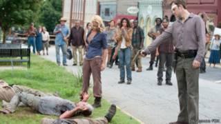 Série The Walking Dead (Foto: Divulgação/FOX)