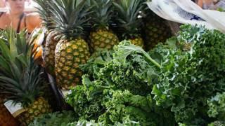 Jugos de vegetales y frutas