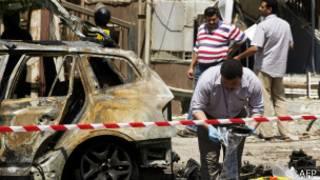 محاولة اغتيال وزير الداخلية المصري