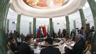 Encontro dos Brics na Rússia (AP)