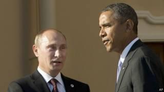 Obama iyo Putin