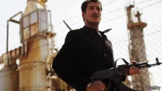 'Yan bindiga na datse bututun mai a Libya