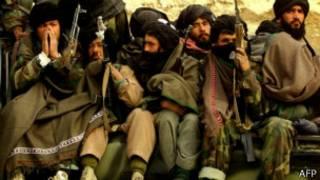 عناصر من حركة طالبان باكستان