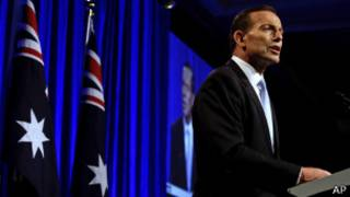 Firai ministan Australia, Tony Abbott