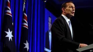 Ông Tony Abbott