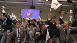 टोकियो को 2020 ओलंपिक खेलों की मेज़बानी मिली है.