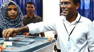 मालदीव के पूर्व राष्ट्रपति गिरफ़्तार