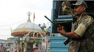 استقرار ارتش در اوتار پرادش