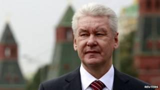 Ông Sergei Sobyanin