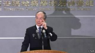 台湾检察总长黄世铭