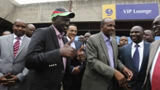 نائب الرئيس الكيني