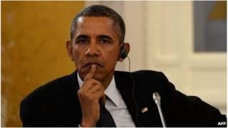 الرئيس باراك أوباما