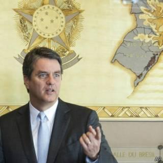 Roberto Azevedo (AP)