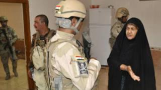 قوات الأمن العراقية تبحث عن أسلحة