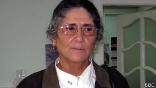 Ойнихол Бабаназарова, кандидат на пост президента Таджикистана