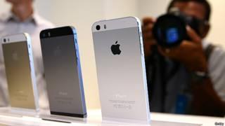 ऐपल, आईफ़ोन, फीचर्स, 5एस, 5सी