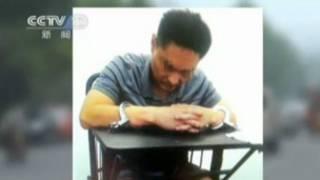 韩磊(中央电视台截屏)
