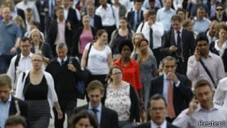 英國工作人口