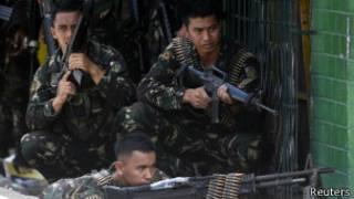نیروهای ارتش فیلیپین