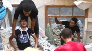 ناآرامی های سوریه