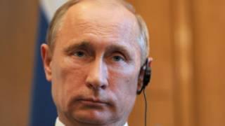 Shugaba Vladimir Putin na Rasha