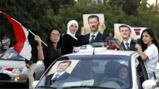 Người ủng hộ Assad