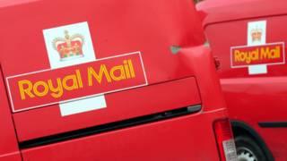 英國皇家郵政