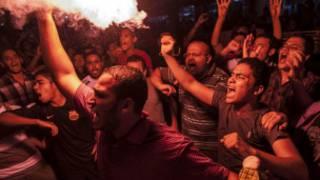 احتجاجات أنصار مرسي
