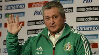 Víctor Vucetich, exdirector técnico de la selección de fútbol de México