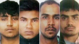 विनय शर्मा, पवन गुप्ता, मुकेश सिंह और अक्षय ठाकुर