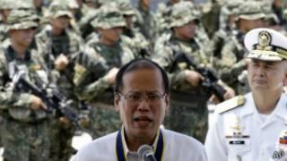 菲律宾总统阿基诺(21/05/2013)