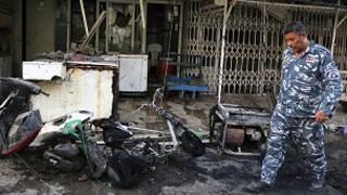 Harin bom a kasar Iraqi