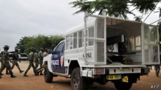 Les forces de sécurité avaient été déployées le 24 juillet autour de la MACA, après une tentative d'évasion.