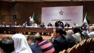 اجتماع المعارضة السورية في اسطنبول في تموز/يوليو