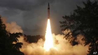 """Ракета """"Агни-5"""""""