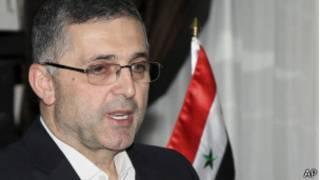 Ali Haider, ministro de Reconciliación Nacional de Siria