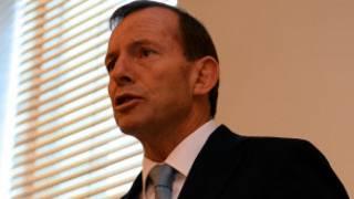 Zababben Fira Ministan Australia Tony Abbot