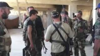 مقاتلون إيرانيون