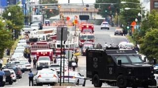 अमरीका, वॉशिंगटन, नेवी यार्ड, हमला, फायरिंग, बंदूकधारी