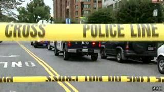 tiroteio em Washington | BBC