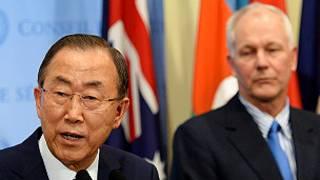 Ban Ki moon, Sakataren Majalisar Dinkin Duniya