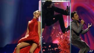 Конкурс песни Евровидение 2013 в Швеции