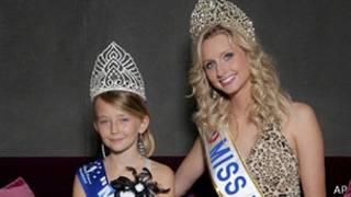 Kontes kecantikan untuk anak