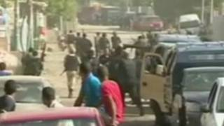 Bentrokan di Mesir